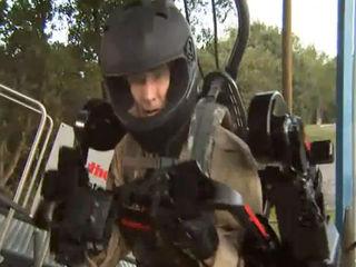 Robo exoskeleton almost in production