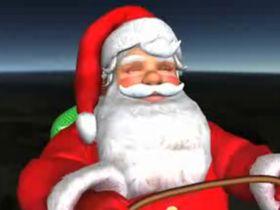 Track Santa's journey on Google Earth