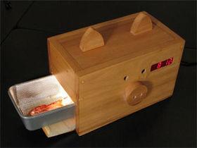 Wake n' Bacon alarm clock