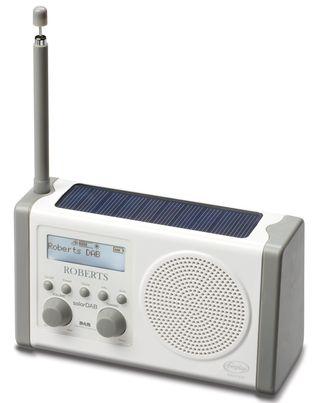 Roberts new solarDAB is the world s first solar powered digital radio