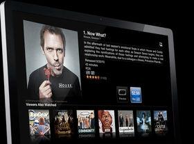Report: Siri to power Apple HD TV