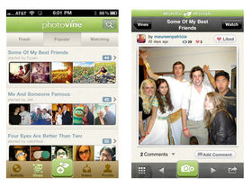Google's Photovine sharing app goes live