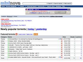 Mininova deletes all illegal torrents, goes legal
