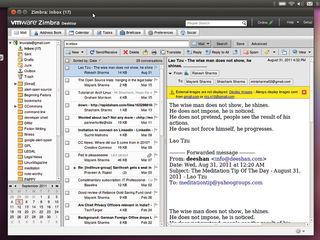 Best Linux email client