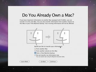 Time Machine Apple