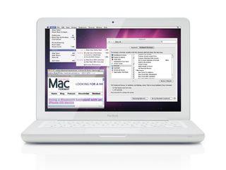 Mac OS X services