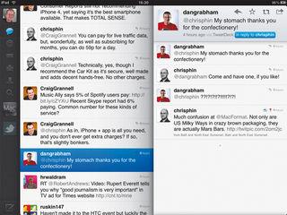 Twitter s iPad app