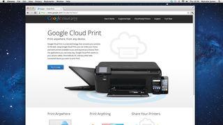 Use Google Cloud Print