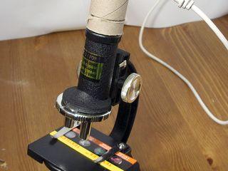 Build USB microscope