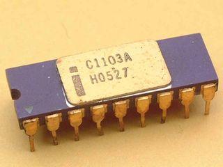 Intel RAM 1970