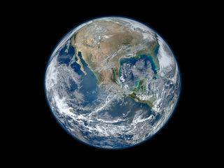 NASA Earth Picture
