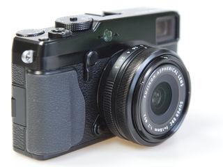 Fuji X Pro 1 camera