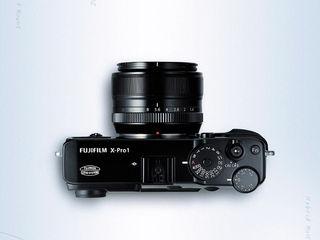 Fuji X Pro1