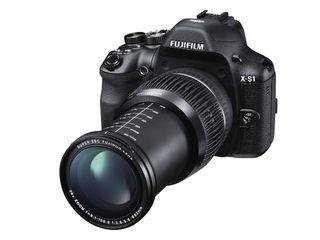 Fuji X S1
