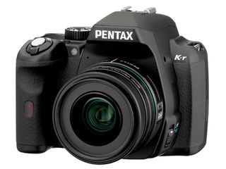 Pentax K r