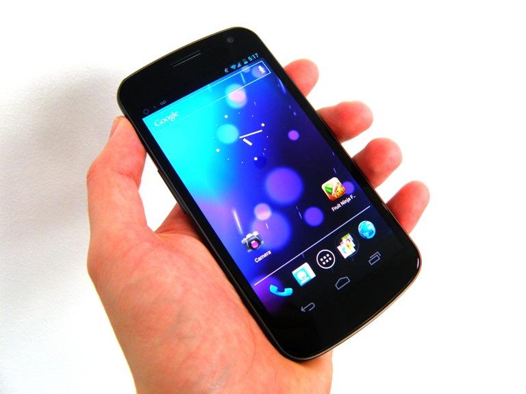Samsung Galaxy Nexus set for CPU reboot