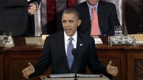 Blip: Barack's stuck on BlackBerry as Secret Service shuns iPhone