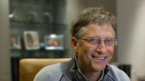 Happy 60th birthday, Bill Gates