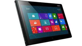 Lenovo spokesperson confirms Oct. 26 release for ThinkPad Tablet 2