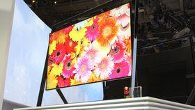 Samsung S9 Ultra HD TV