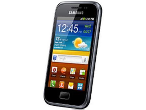 Vodafone to stock Samsung Galaxy Ace Plus
