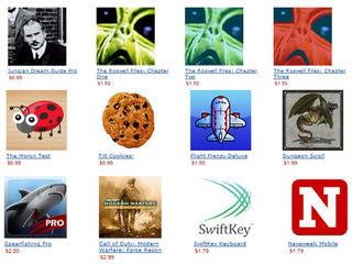 Amazon s Appstore icons