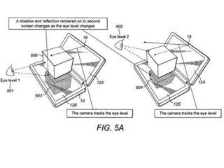 Nokia s autostereoscopic 3D patent