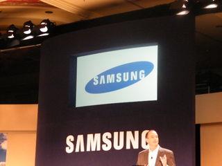 Samsung s press conference impressed