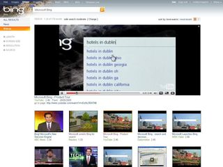 Bing a more modern option