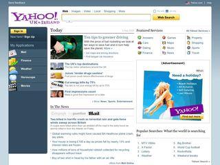 Yahoo s error list