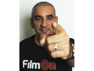 Alki David CEO of FilmOn