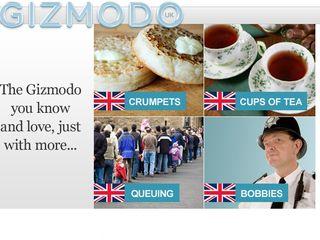 Gizmodo UK launches