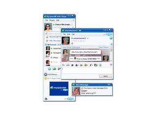 MySpace s Instant Messenger