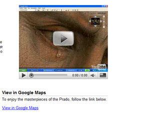 Madrid s Prado uploads 14 000 megapixel works of art to Google
