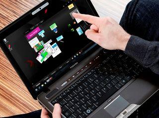 Toshiba s new Satellite U500 1EX laptop