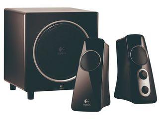 Logitech speakers 360 degrees of sound