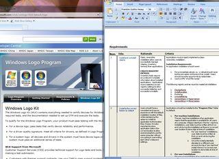 Windows 7 logo programme