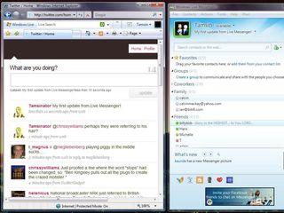 Messenger Twitter