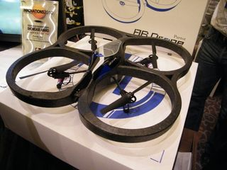 Parrot s AR Drone