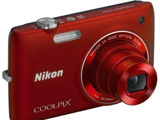Nikon Coolpix S4150 and S6150 touchscreen cameras announced