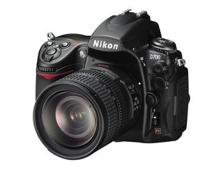 The new Nikon D700