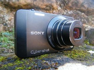 Sony WX10 al fresco