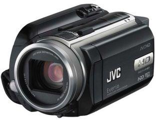 The new JVC camcorder range