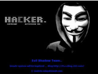 Microsoft India hacked