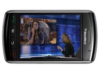 ROK TV on the BlackBerry Storm