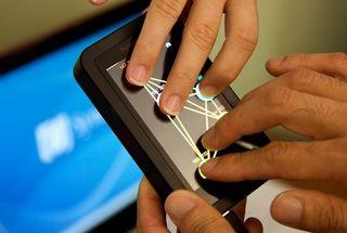 Synaptics multi multi touch