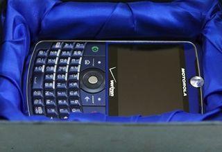Motorola s new Napoleon handset