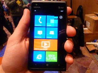 Nokia Lumia 900 set for June UK launch