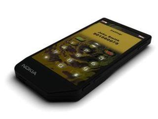 Nokia s aqua tastic touchscreen