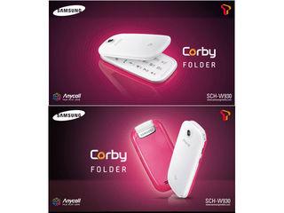 The Samsung Corby Folder